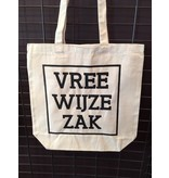 Urban Merch Tote Bag - Vree Wijze Zak