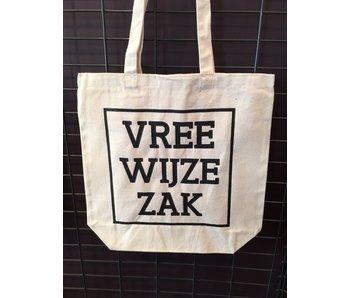 Tote Bag - Vree Wijze Zak
