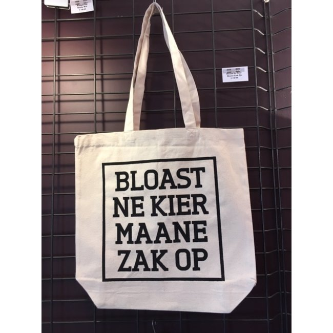 Urban Merch Tote Bag - Bloast Ne Kier Maane Zak Op