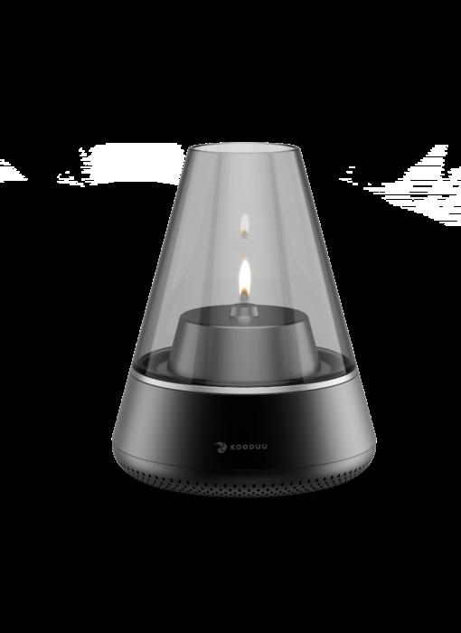 Speaker et Lampe à Huile en 1 - bluetooth