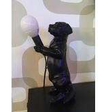 Table Lamp - Dog - H 29 cm