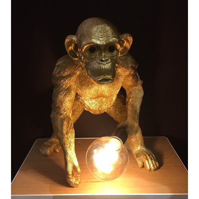 Table Lamp - Monkey