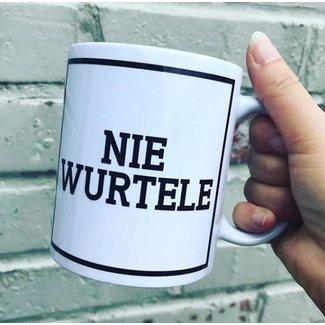 Urban Merch Mug Nie Wurtele