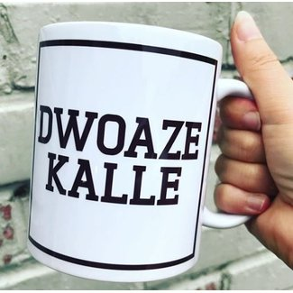 Urban Merch Beker Dwoaze Kalle