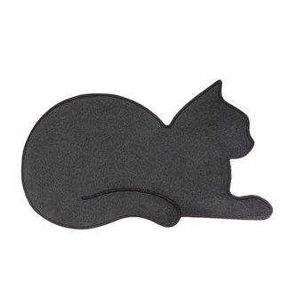 Balvi Doormat Cat