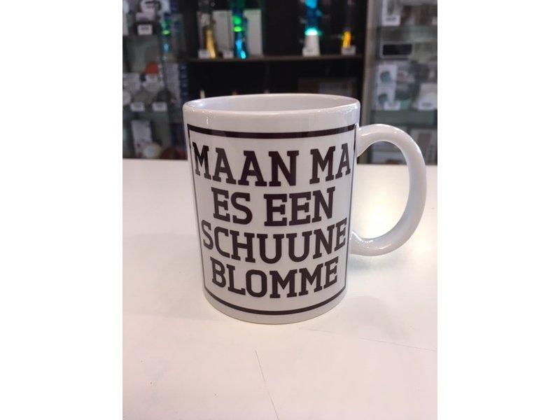 Urban Merch Mug  'Maan Ma Es Een Schuune Blomme'
