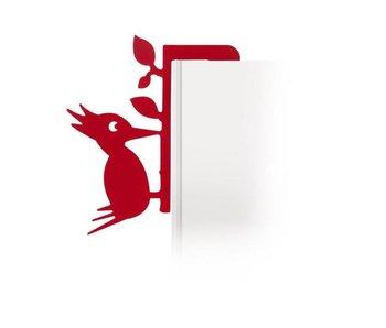 Marque-Page Oiseau Book Pecker