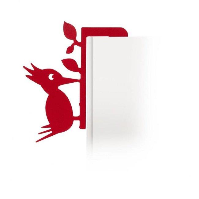 Invotis Bladwijzer Vogeltje Book Pecker
