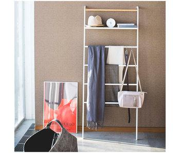 Ladder Hanger Wide Tower - white