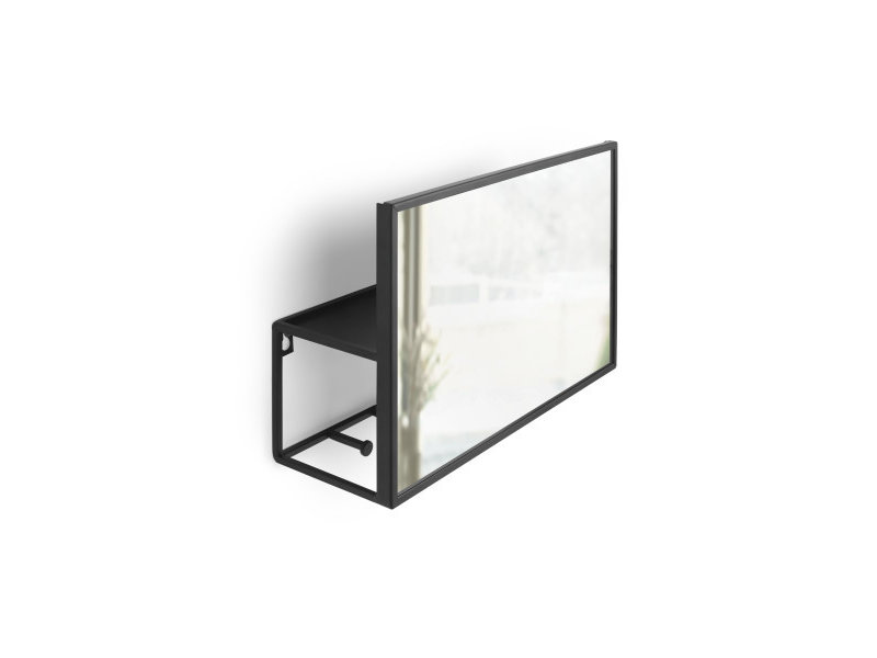 Umbra Umbra Wall Organizer and Mirror Cubiko