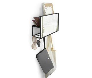 Wand Organizer en Spiegel Cubiko