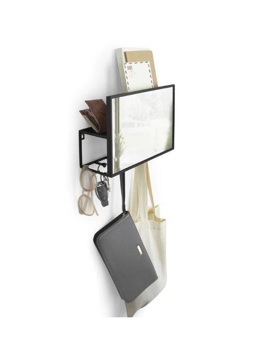 Wall Organizer and Mirror Cubiko