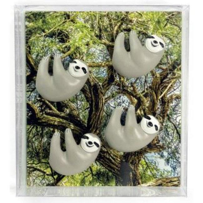 Trendform Magnets Sloths - set of 4 - strong