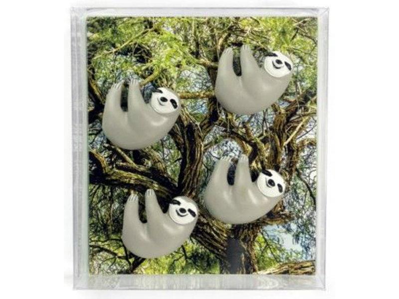 Trendform Trendform Magnets Sloths - set of 4 - strong
