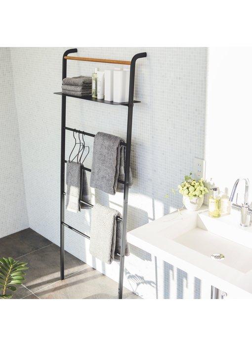 Ladder Hanger Wide Tower - black