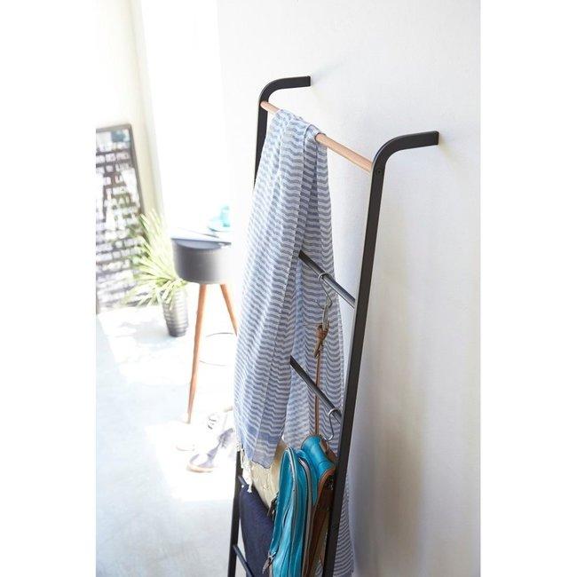Yamazaki  Rack Ladder Hanger Tower - schwarz
