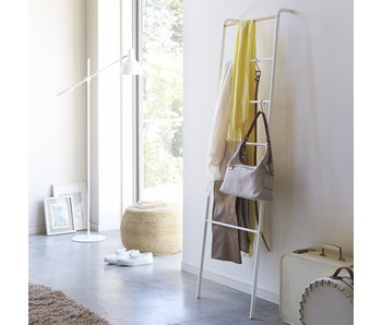 Ladder Hanger Tower - white
