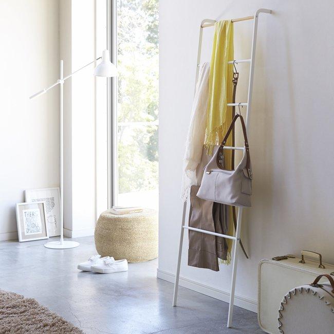 Yamazaki  Rack Ladder Hanger Tower - weiß