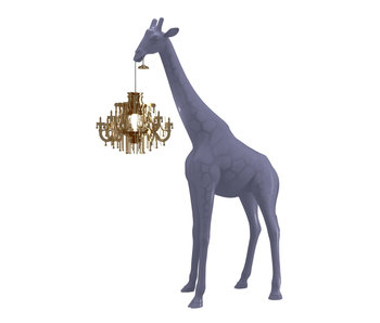 Vloerlamp Giraffe In Love XS - stormy grey