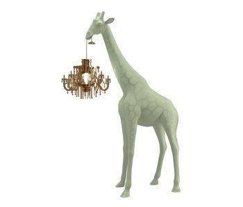 Lampadaire Girafe in Love XS - warm sand