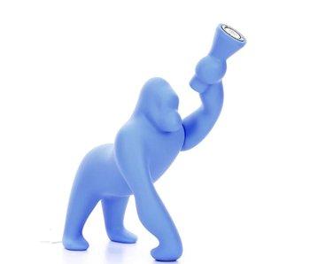 Lamp Kong XS - licht blauw