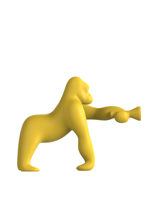 Lamp Kong XS - geel