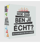 Hygge Games Hygge Games - Party Game Hoe Oud Ben Je Echt?