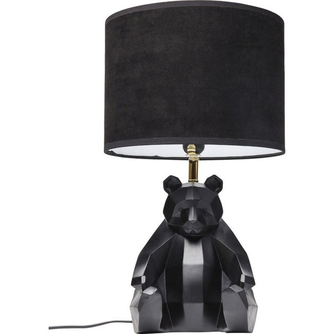 Karé Design Lampe de Table Panda