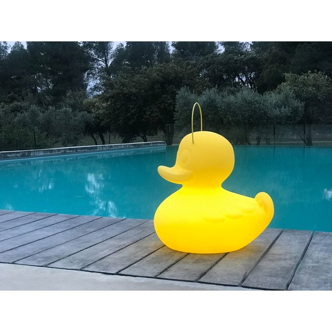 Goodnight Light Duck Duck Lamp XL (yellow - color changing)