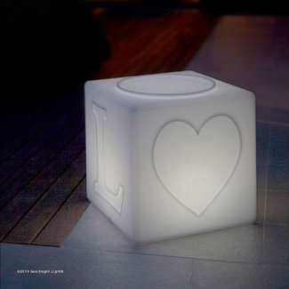Goodnight Light La Lampe LOVE