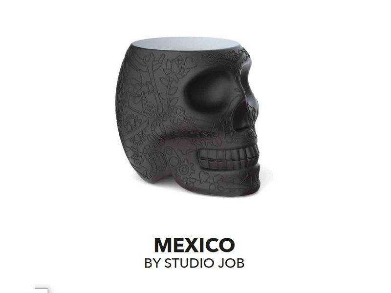 Qeeboo Qeeboo Stool - Side Table Mexico - black