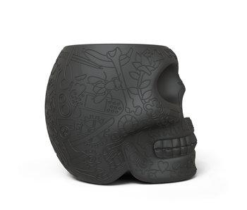 Tabouret - Table d'Appoint Mexico - noir