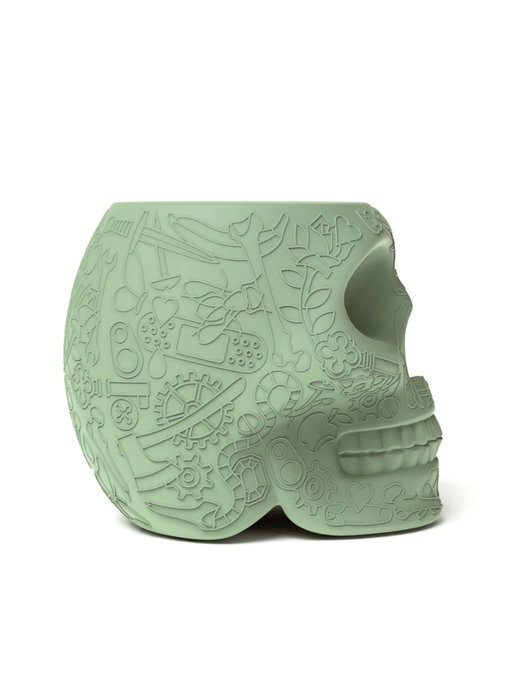 Tabouret - Table d'Appoint Mexico - vert