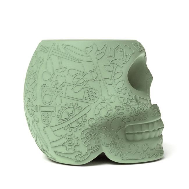Qeeboo Kruk - Bijzettafel Mexico - groen