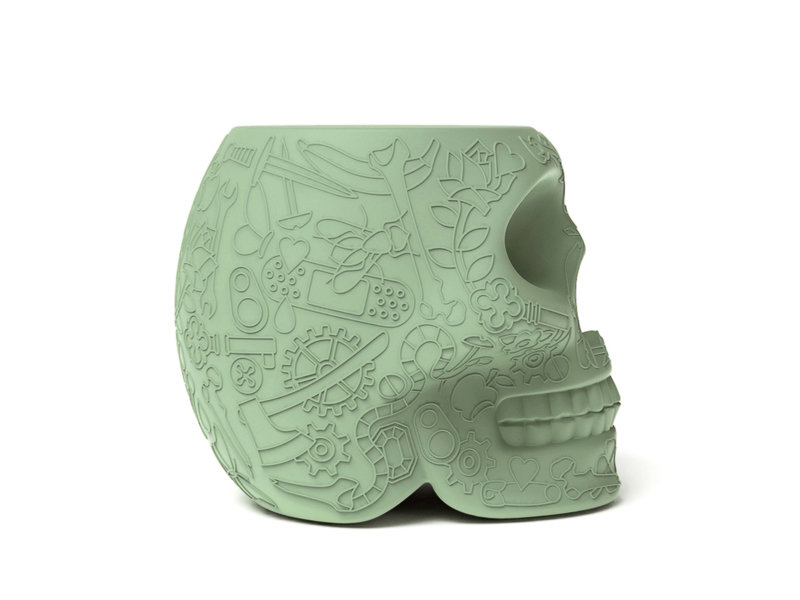 Qeeboo Qeeboo Tabouret - Table d'Appoint Mexico - vert