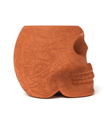 Qeeboo Qeeboo Stool - Side Table Mexico - terracotta