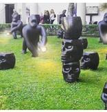 Qeeboo Qeeboo Tabouret - Table d'Appoint Mexico - noir