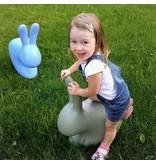 Qeeboo Qeeboo Stoel - Kruk Rabbit Chair Baby- oranje H 53 cm
