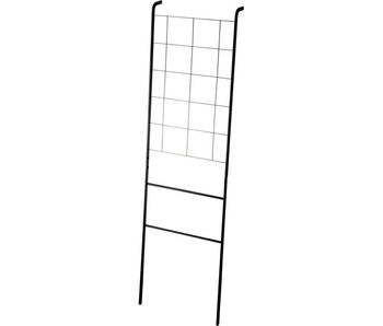 Leaning Ladder Hanger Tower - black