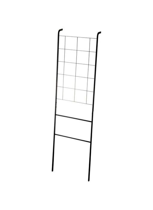 Leaning Ladder Hanger Tower - black