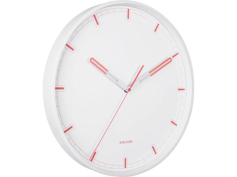 Karlsson Karlsson Wall Clock Dipped