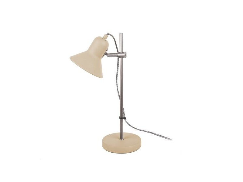 Leitmotiv Leitmotiv - Table Lamp Slender - sand brown