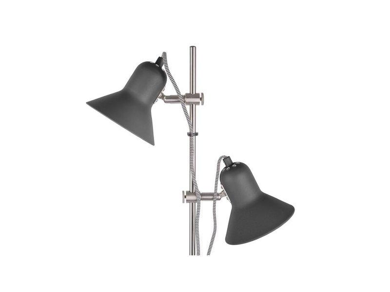 Leitmotiv Leitmotiv - Floor Lamp Slender - black