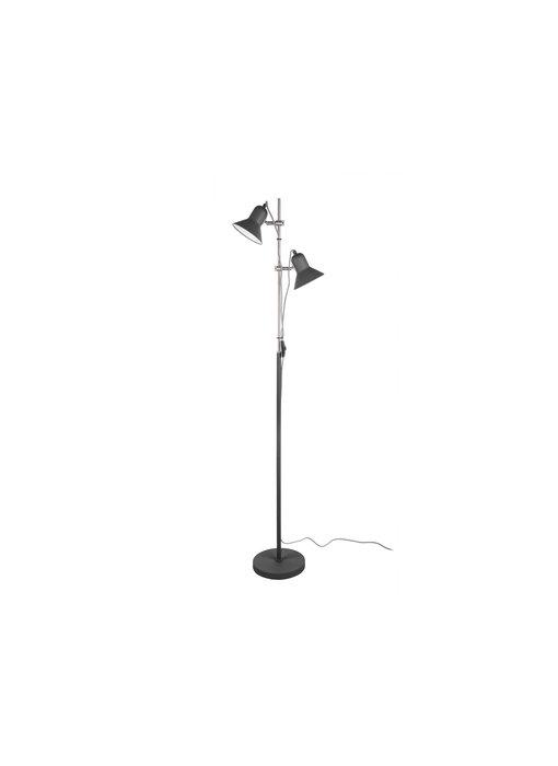 Floor Lamp Slender - black