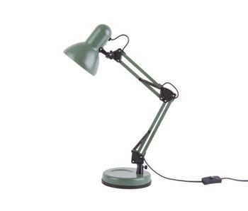 Bureaulamp Hobby - mat groen