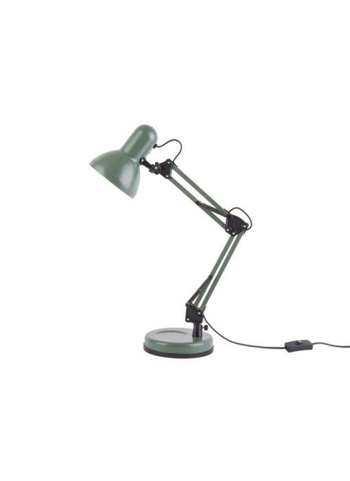 Desk Lamp Hobby - matt green