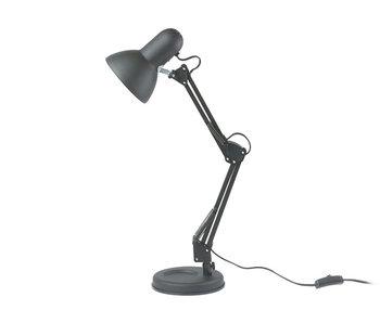 Bureaulamp Hobby - mat zwart