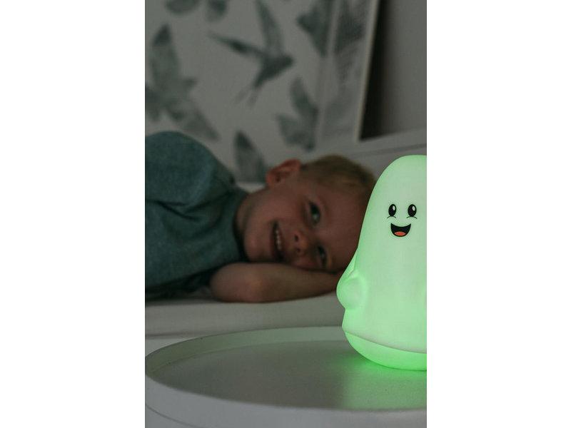 Atelier Pierre Atelier Pierre - Nachtlampje myBOO Spokenjager - USB oplaadbaar