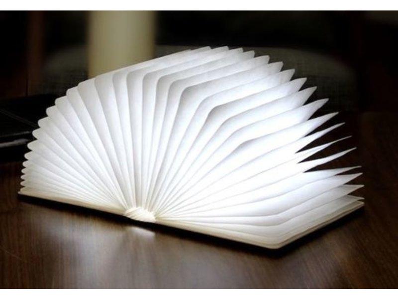Gingko Gingko Smart Book Light - walnoot - large