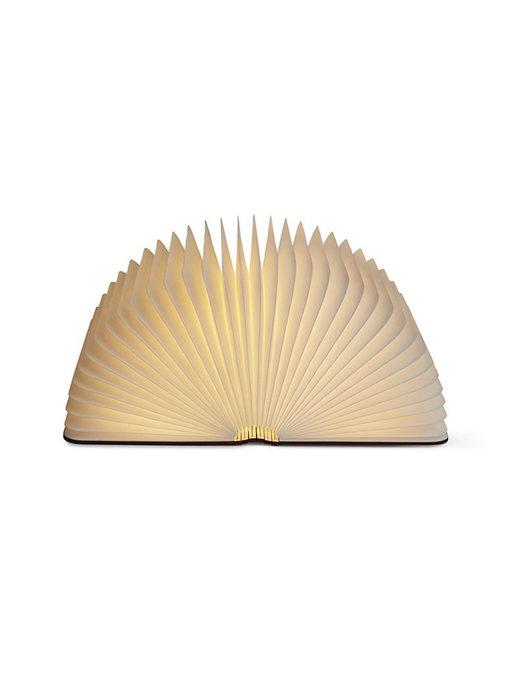 Smart Book Light - walnut - large